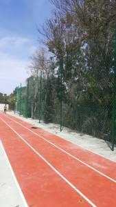 Rede de Proteção para desportos