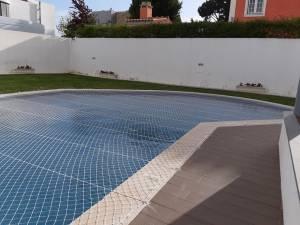 Rede de Proteção para piscinas
